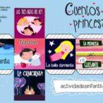 Los dados de los cuentos: Cuentos de Princesas