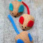 Unos ratones de colores