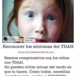 Cómo reconocer los síntomas del TDAH