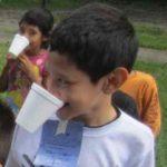 Un cubo con mucha sed: Divertido juego para trabajar la psicomotricidad infantil
