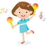 Juego para desarrollar el sentido del oído y la educación musical. El instrumento escondido