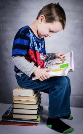 Pequeños lectores