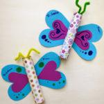 Cómo preparar unas mariposas dedicadas para nuestros seres queridos
