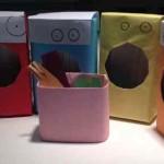 Unas lavadoras que nos enseñan los colores
