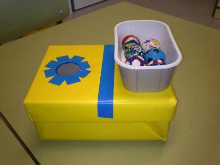 caja bolas fer de mestres