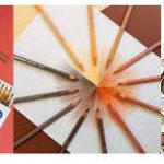Los lápices de los tonos de la piel de Giotto Stilnovo Skin Tones