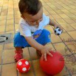 El desarrollo de la lateralidad en los niños