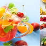 Manos a la obra en la cocina: aprendemos a hacer refrescos saludables
