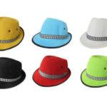 Sombreros para desarrollar la creatividad