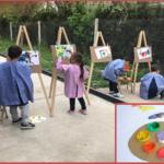 Un espacio para vivir el arte en la escuela