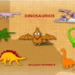 Unidad didáctica sobre los dinosaurios