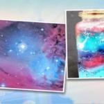 Experimentamos con la ciencia: Cómo hacer una nebulosa en casa