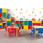 La importancia del mobiliario infantil en los espacios educativos