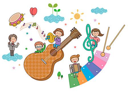 Jugando con la música y los sonidos del silencio - Actividades infantil