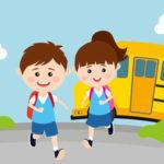 Tips para que el período de adaptación escolar sea agradable para los peques.